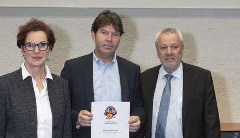RHENAC GreenTec AG has been nominated for SME Award