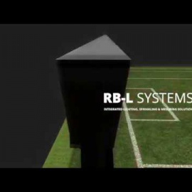 Rhenac Sports LED R-BL Grass Grow Lighting System